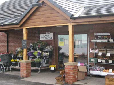 Bradshaws Farm Shop