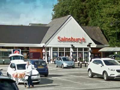 Sainsburys Supermarket Garstang